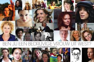 Bedrijvige vrouwen A6