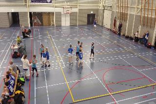 Doelgroep onderzoek Basketbalvereniging