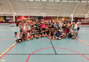 Promotie Girls Only Basketball Dag